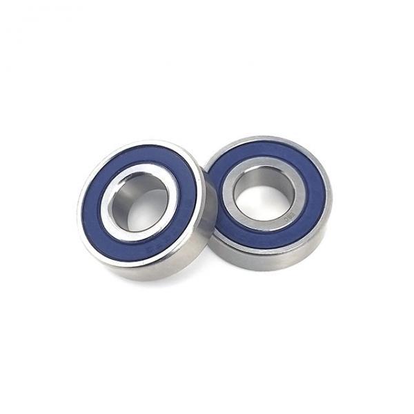 Flanged Miniature Deep Groove Ball Bearings Mf117zz, Mf137zz, F687zz, F697zz, F607zz, F627zz ABEC-1 #1 image